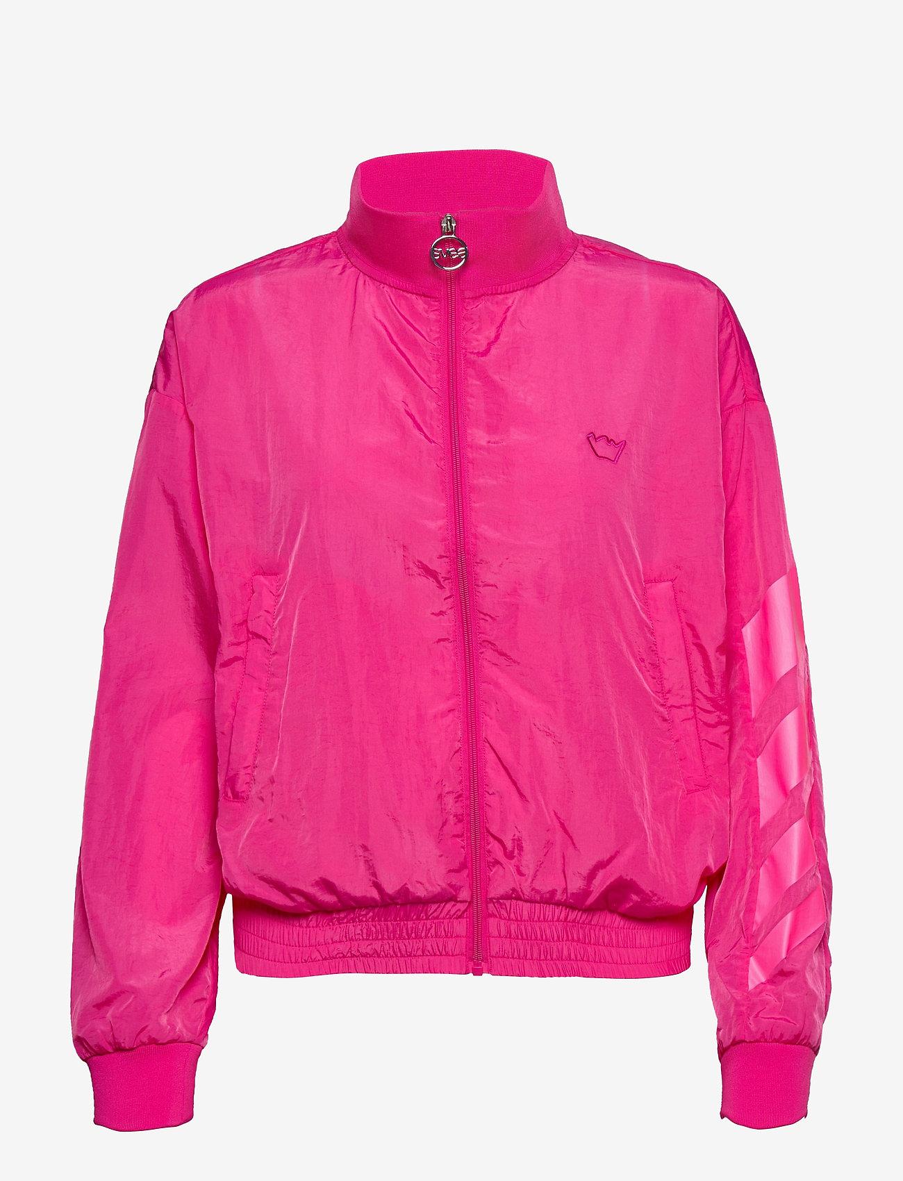Svea - U. Dark Windbreaker Jacket - lichte jassen - bright pink - 0