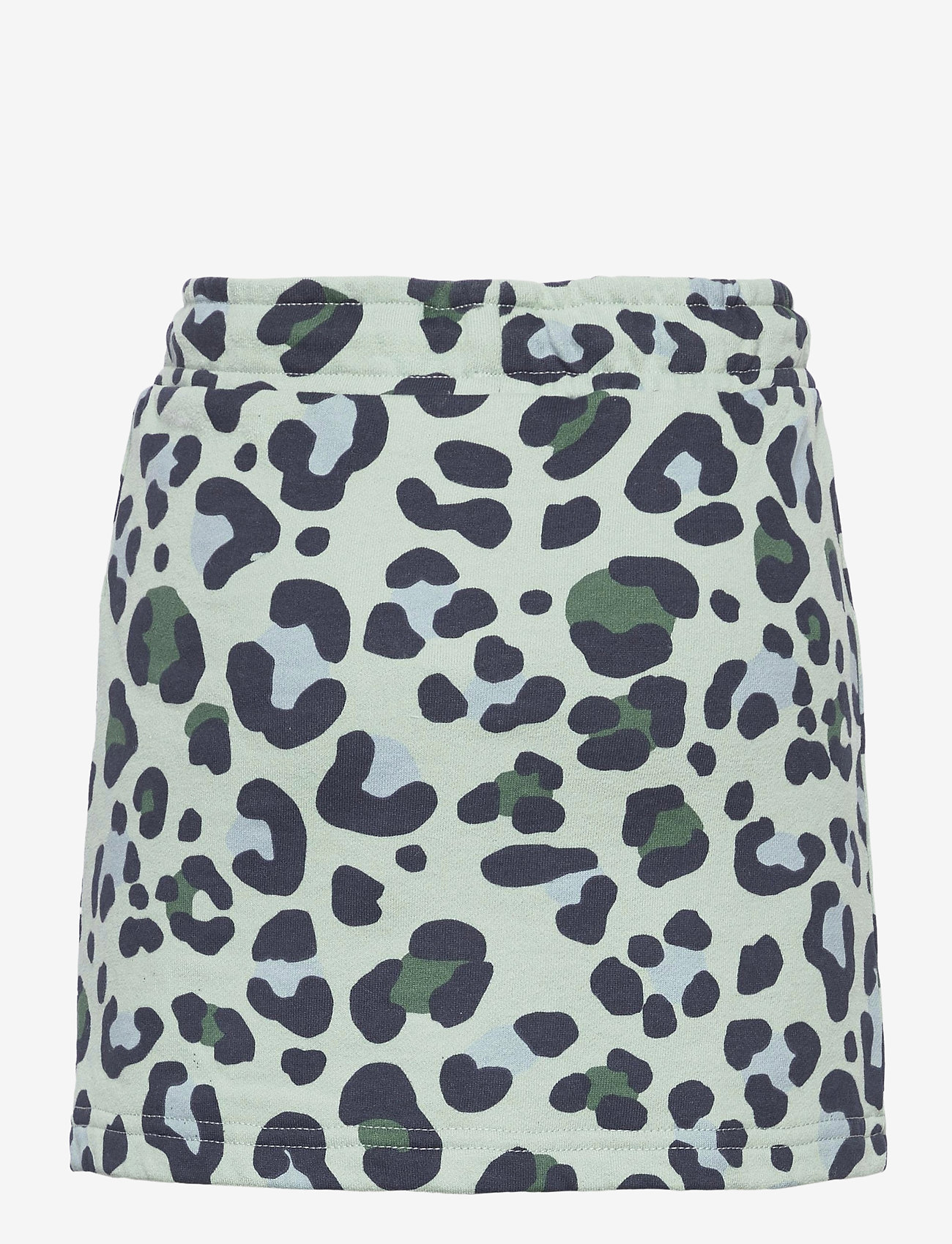 Svea - K. Girly Sweat Skirt - röcke - minty leo - 1