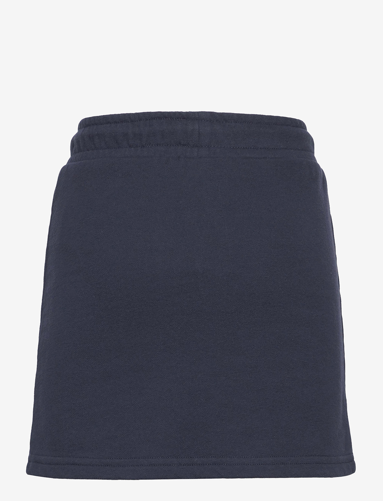 Svea - K. Girly Sweat Skirt - röcke - navy - 1