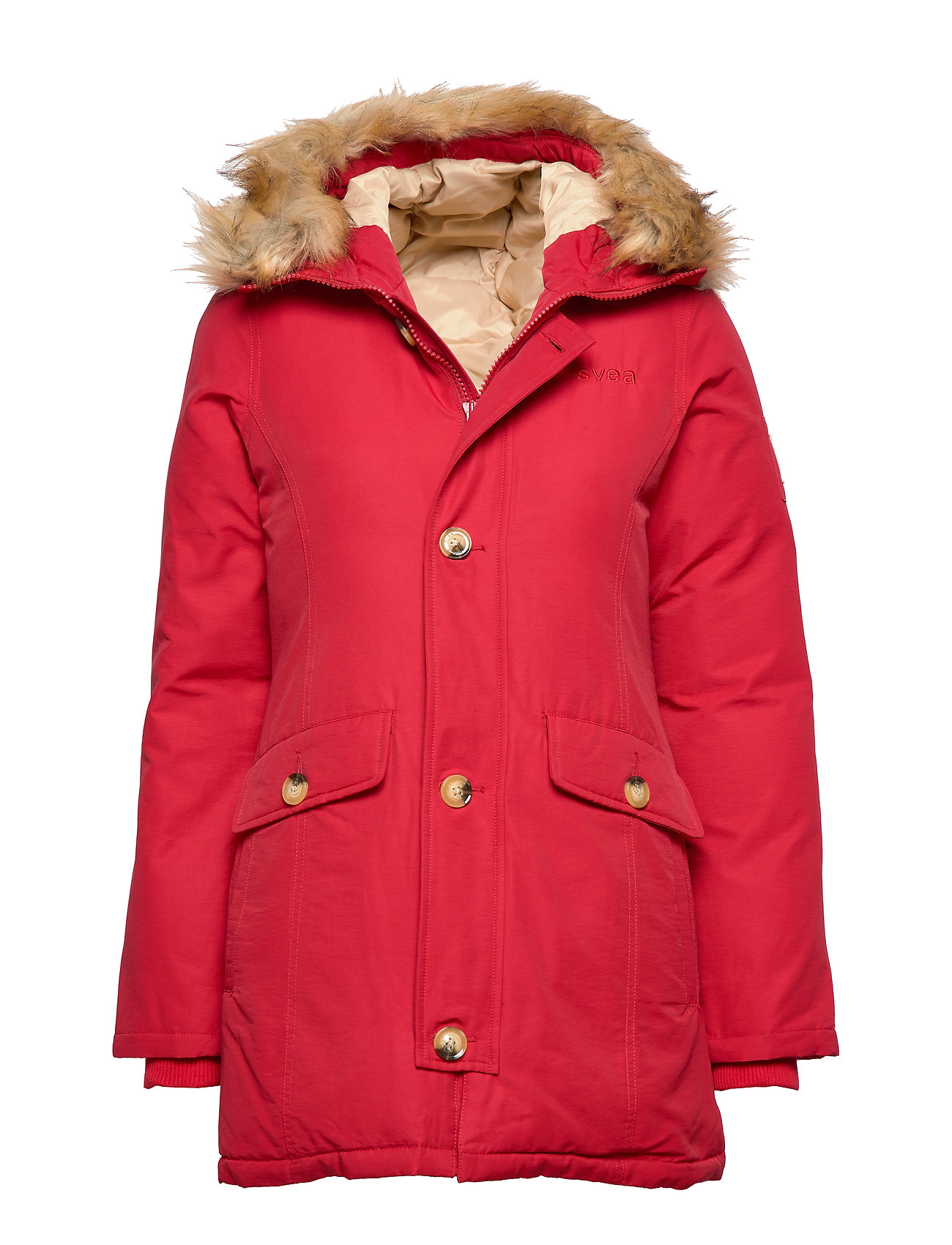 Svea Miss Smith Jacket - RED