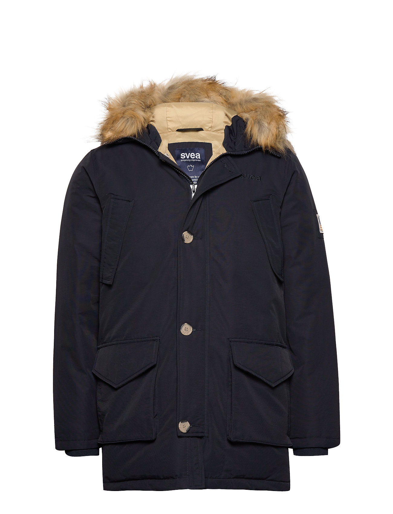 Svea Smith Jacket - NAVY