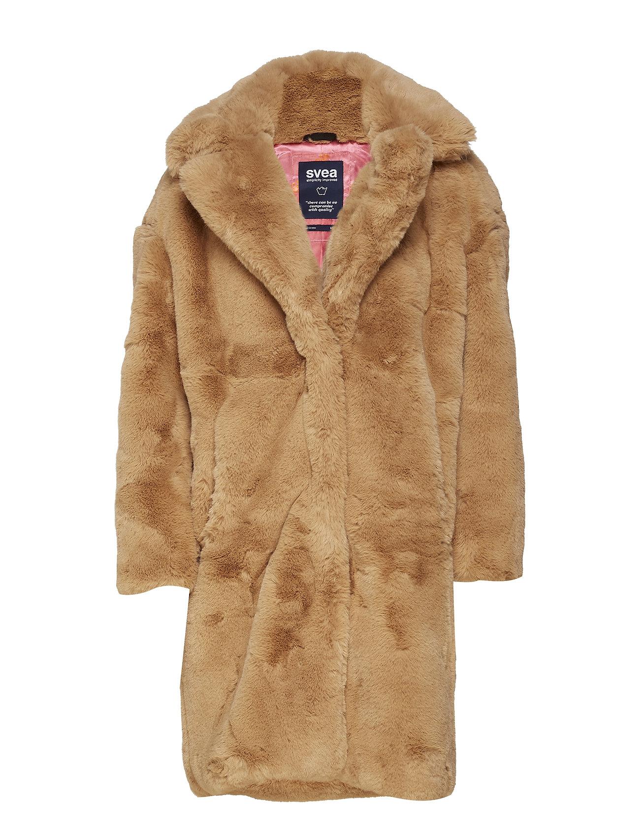 Svea Jackie coat - BEIGE