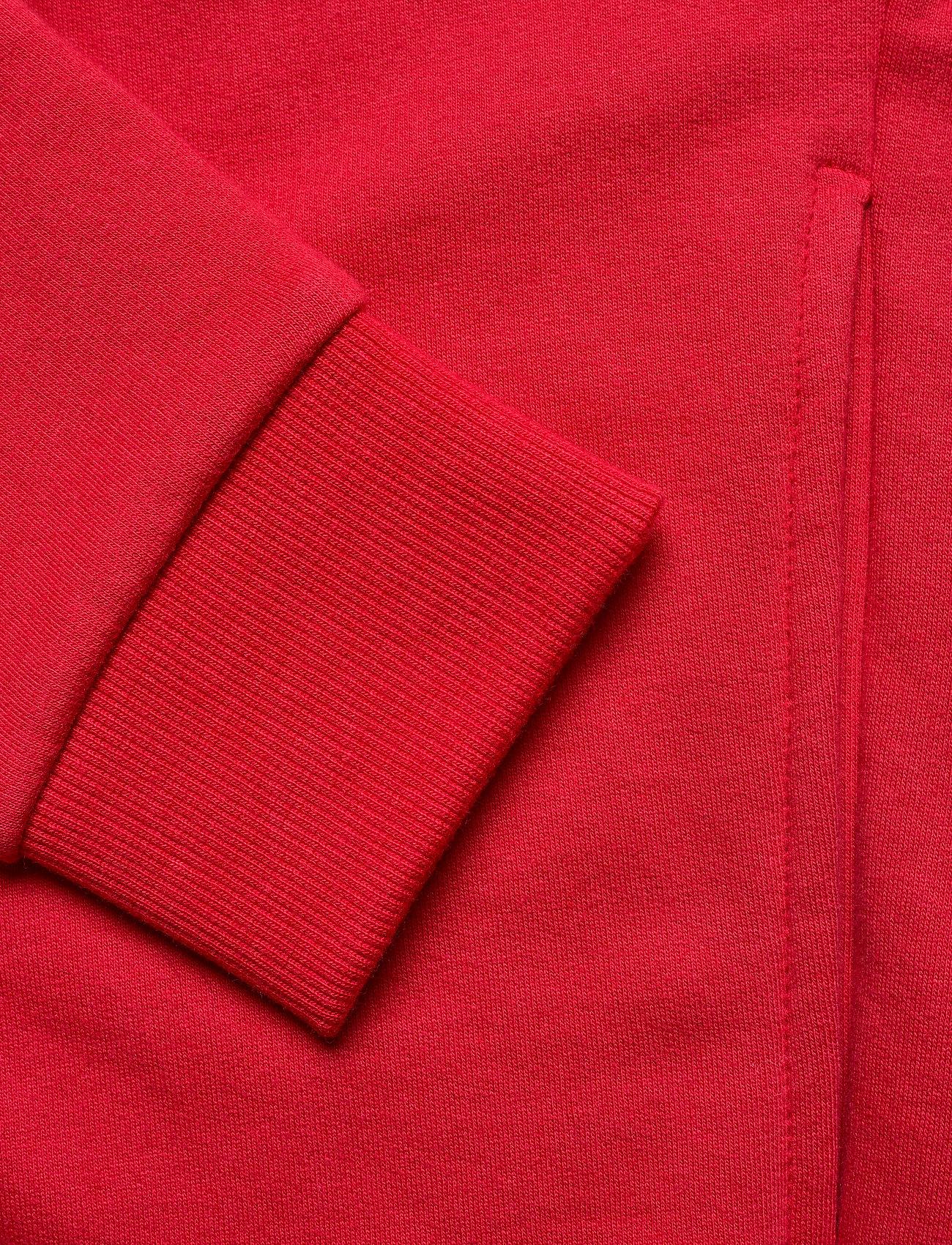 Svea Malaga Zip Hood - Swetry RED - Kobiety Odzież.