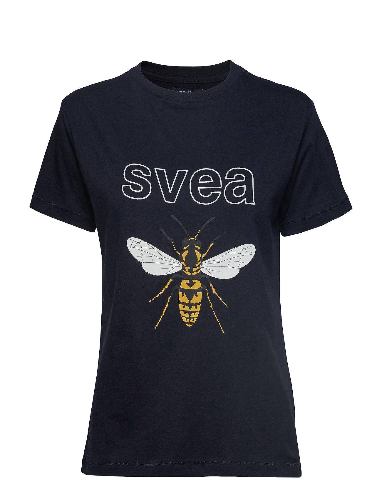 Svea Insect Tee - NAVY
