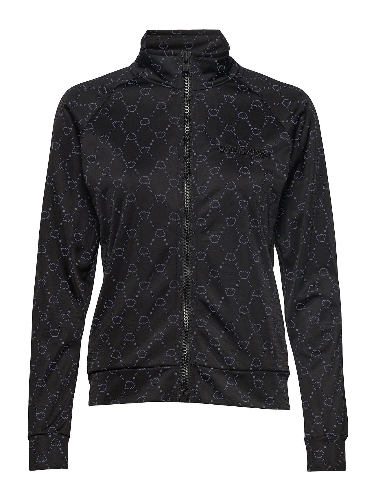 Svea Moskva Jacket - BLACK
