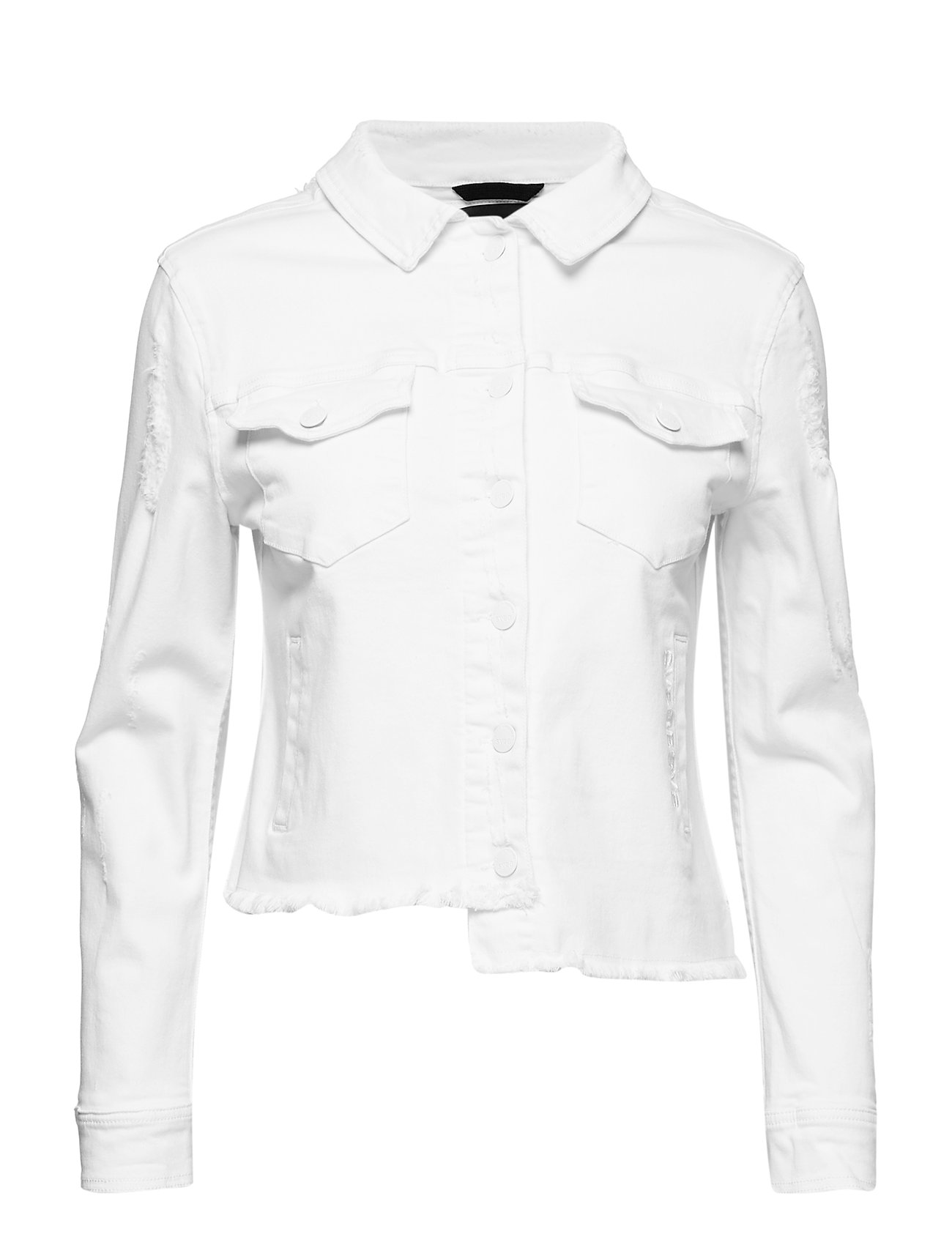 Svea Madrid Jacket - WHITE
