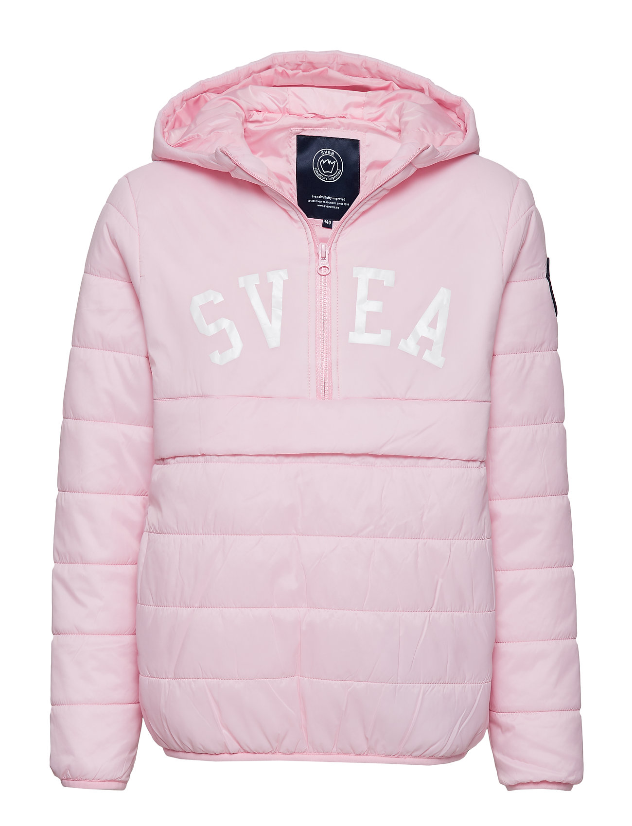 Svea Buffalo JR Anorak - LIGHT PINK