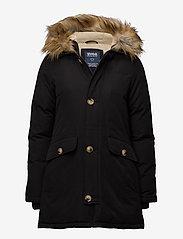 Svea - Miss Smith Jacket - gewatteerde jassen - black - 0