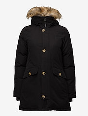 Svea - Miss Smith Jacket - gewatteerde jassen - black - 1