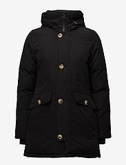 Svea - Miss Smith Jacket - gewatteerde jassen - black - 6