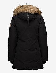 Svea - Miss Smith Jacket - gewatteerde jassen - black - 7