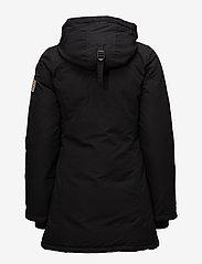 Svea - Miss Smith Jacket - gewatteerde jassen - black - 8