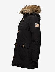 Svea - Miss Smith Jacket - gewatteerde jassen - black - 9