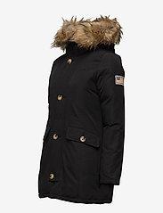 Svea - Miss Smith Jacket - gewatteerde jassen - black - 10