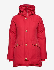 Svea - Miss Smith Jacket - dunkappor - red - 6