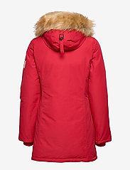 Svea - Miss Smith Jacket - dunkappor - red - 7