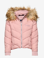 Svea - Whitehorse JR Jacket - puffer & padded - pink - 0
