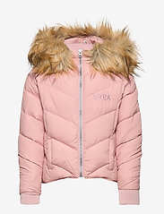 Svea - Whitehorse JR Jacket - puffer & padded - pink - 1