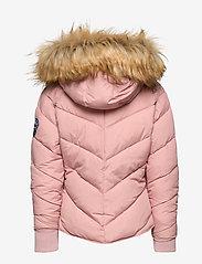 Svea - Whitehorse JR Jacket - puffer & padded - pink - 3