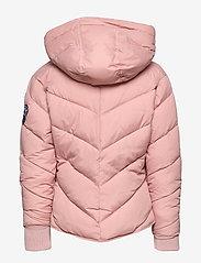 Svea - Whitehorse JR Jacket - puffer & padded - pink - 4