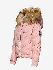Svea - Whitehorse JR Jacket - puffer & padded - pink - 5