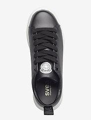Svea - Charlie - lage sneakers - black - 3