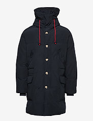 Svea - Carter Jacket - parka's - navy - 0
