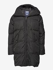 Svea - Franklin jacket - gefütterte jacken - black - 0