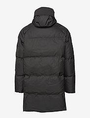 Svea - Franklin jacket - gefütterte jacken - black - 2