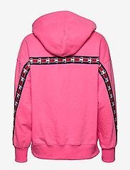 Svea - Janet Hood - bluzy z kapturem - neon pink - 1