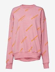 Svea - Mapey Sweat - sweats - pink/orange - 0