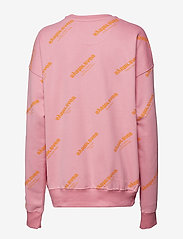 Svea - Mapey Sweat - sweats - pink/orange - 1