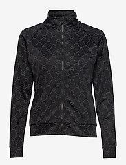 Svea - Moskva Jacket - sweatshirts - black - 0