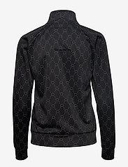 Svea - Moskva Jacket - sweatshirts - black - 1