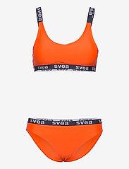 Svea - Barbados Bikini - bikini set - orange - 0