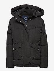 Svea - Short Padded JR Jacket - puffer & padded - black - 0