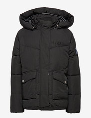 Svea - Short Padded JR Jacket - puffer & padded - black - 1