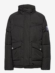 Svea - Short Padded JR Jacket - puffer & padded - black - 2