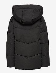 Svea - Short Padded JR Jacket - puffer & padded - black - 3