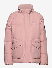 Svea - Short Padded JR Jacket - puffer & padded - soft pink - 2