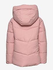 Svea - Short Padded JR Jacket - puffer & padded - soft pink - 3