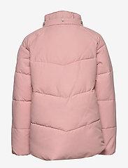 Svea - Short Padded JR Jacket - puffer & padded - soft pink - 4