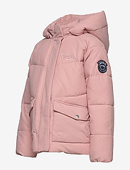 Svea - Short Padded JR Jacket - puffer & padded - soft pink - 5