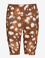 Svea - Svea Sport Shorts - spodenki treningowe - brown deer - 0