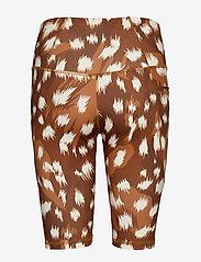 Svea - Svea Sport Shorts - spodenki treningowe - brown deer - 1