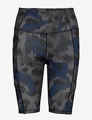 Svea - Svea Sport Shorts - spodenki treningowe - grey deer - 0