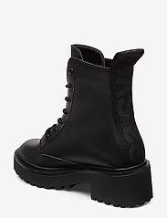 Svea - Leather Boot - flache stiefeletten - black - 2