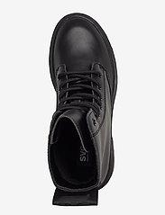 Svea - Leather Boot - flache stiefeletten - black - 3