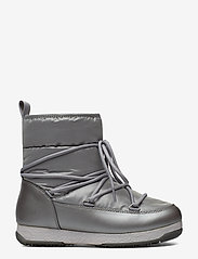Svea - Snowflake Low - flat ankle boots - silver - 1