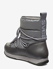 Svea - Snowflake Low - flat ankle boots - silver - 2